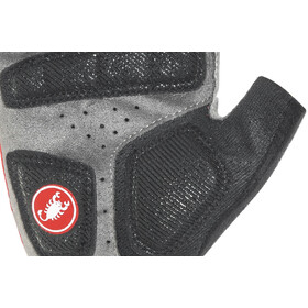 Castelli Tempo Gloves Men red/black